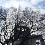 Dobbyドローン空撮カメラ写真#3 広島平和公園