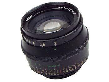 JUPITER-8 50mm F2.0