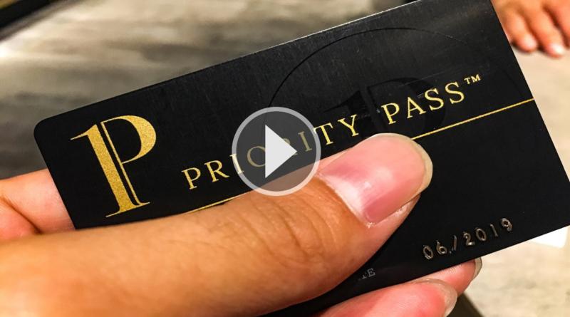 【世界のラウンジレビュー】たった1枚のプライオリティパスを持つだけで、旅行が豪華になる「夢」の空港ラウンジカード。